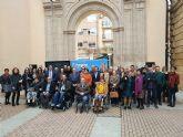 El Ayuntamiento optará a las ayudas de la Comunidad para fomentar la accesibilidad de los espacios públicos y transporte en Campos del Río