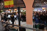 Éxito de asistencia anoche en la tercera edición del Mercado Activo celebrado en el Mercado de Abastos de Archena