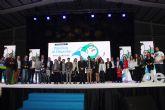 Los III Premios al Deporte Pinatarense ensalzan la dedicación de deportistas, clubes y colectivos locales