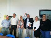 Somos Cartagena se reúne con la Federación de Padres para tratar el desamiantado de los centros escolares
