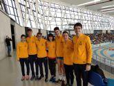 Fin de una excelente temporada de invierno para el UCAM Atletismo Cartagena