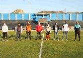 El Ayuntamiento financiará con 400.000 euros la primera fase de la remodelación integral del estadio La Arboleja
