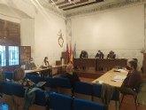 Primer encuentro del Consejo Municipal de Comercio y Artesanía de Mula
