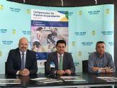 Las finales de los Campeonatos de España Universitarios de Voley Playa, Voleybol y Baloncesto se disputarán en San Javier