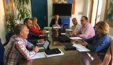 El PP presenta sus titulaciones y certificados para su publicación en el portal de transparencia del ayuntamiento de Alcantarilla