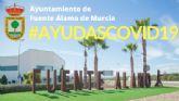 El Ayuntamiento de Fuente Álamo aprueba un paquete de medidas para hacer frente al impacto económico y social del COVID-19 en el municipio