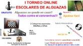¡Apúntate al I Torneo de Ajedrez Online para escolares de Alguazas!