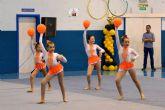 Casi 600 gimnastas participaron en el 'XII Trofeo de Gimnasia Rítmica de Conjuntos' en Las Torres de Cotillas
