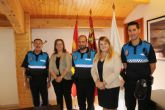 La Policía Local de Mazarrón incorpora a un nuevo agente