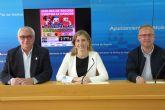 El Auditorio Municipal acoge el evento solidario Molina de Segura Contra el Cáncer a beneficio de la AECC el viernes 3 de junio