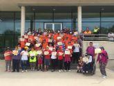Prometeo y Aidemar participan en unas Jornadas de Educación Vial