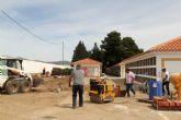 En marcha la construcción de 132 nichos en el Cementerio Municipal de Puerto Lumbreras