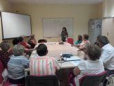El Ayuntamiento de Molina de Segura pone en marcha el taller Aprendo a Envejecer