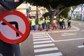 Se retomará la campaña informativa sobre normas básicas del peatón y ciclista por las vías urbanas e interurbanas dirigida a escolares