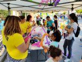 M�s de 700 escolares participan en los Deportimayos 2018