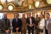 Apoyo de la Asamblea Regional para convertir la terminal  del aeropuerto de San Javier en un museo histórico de aviones