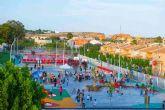 'Ningún parque/barrio sin canasta/portería', una iniciativa para llevar el deporte a todos las zonas de Molina