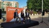 Ciudadanos impulsará la construcción del nuevo Palacio de Justicia en Molina de Segura