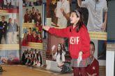 Una alumna de Torre Pacheco gana el VIII Concurso Nacional de Oratoria Fundación Educativa Activa-t en la categoría inglés júnior