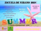 Abierto plazo de pre-inscripción escuela de verano municipal