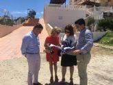 El Ayuntamiento construirá un tramo de paseo marítimo en la zona de Mares Dos, en La Manga