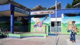 Se aprueba el pliego para la contratación del servicio de cocina y comedor en la Escuela Infantil 'Clara Campoamor'