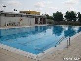 Las piscinas del Complejo Deportivo 'Guadalentín' de El Paretón abren de forma oficial mañana, día 18 de junio, comenzando la temporada de verano