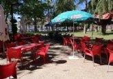 Mañana finaliza el plazo de presentación de ofertas para la explotación del servicio de bar-cafetería en el parque municipal