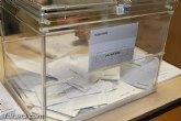 1.034.071 electores murcianos est�n convocados a las urnas en las elecciones generales del pr�ximo 26 de junio