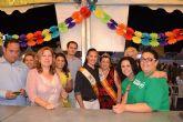 Las barracas populares y el Bando arrancan  las Fiestas Patronales animadas por el V Concurso de Talentos