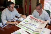El Alcalde firma un convenio de colaboración con la Asociación de Reciclaje y Reutilización del Sureste