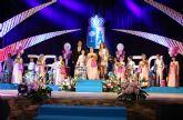 Alejandra De Manuel y Mari Carmen Tárraga, reinas Infantil y de la Tercera Edad de las Fiestas de San Pedro del Pinatar