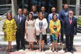 La alcaldesa anuncia la distribución de concejalías del nuevo equipo de Gobierno