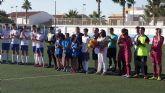 La Escuela Municipal de Fútbol Base rinde homenaje a Jesús Navarro