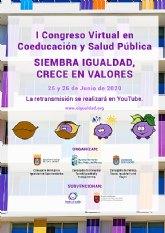 Tres ayuntamientos costeros del Mar Menor se unen para la celebración de un congreso online de salud pública