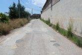 Cortarán a partir de mañana jueves, durante al menos una semana, el Camino del Cementerio por las obras de rehabilitación y pavimentación de esta infraestructura