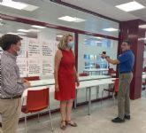 La Red Municipal de Salas de Estudio de Murcia ultima los preparativos para su reapertura