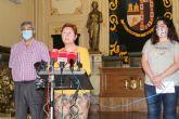 La alcaldesa hace balance de las acciones llevadas a cabo por el Ayuntamiento durante el Estado de Alarma