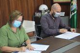 Ayuntamiento y la Asociación Musical San Pedro del Pinatar renuevan su compromiso con la divulgación