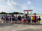 El colegio Ntra. Sra. del Rosario visita el Ecoparque de Torre Pacheco