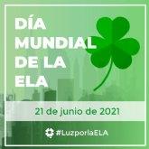 El Ayuntamiento se sumará el 21 de junio a la conmemoración del Día Mundial de la ELA