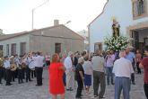 La pedanía lumbrerense de Góñar celebra las fiestas en honor a la Virgen del Carmen