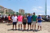 Andalucía y Melilla se hacen con los nacionales Senior y Juvenil de selecciones territoriales de Futbol Playa celebrados en San Pedro del Pinatar
