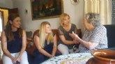 La Comunidad destina 174.000 euros para la ayuda a domicilio de personas dependientes en Mazarrón