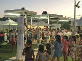 Las piscinas municipales de Puerto Lumbreras abren en horario nocturno los martes del mes de julio