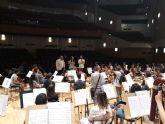 La Orquesta de Jóvenes de la Región de Murcia ofrece un concierto gratuito en la Playa El Pescador de Santiago de la Ribera