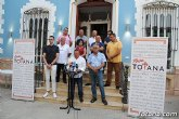 Presentación de la Plataforma Ciudadana 'Ahora Totana'