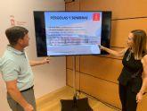 Educación desarrolla obras en 22 centros educativos de Murcia y pedanías durante el verano para mejorar sus instalaciones