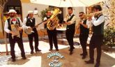 Jazz San Javier lleva la música a la calle con la Marching Band 'Dixieland Train'
