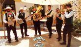 Jazz San Javier lleva la música a la calle con la Marching Band 'Dixieland Train'